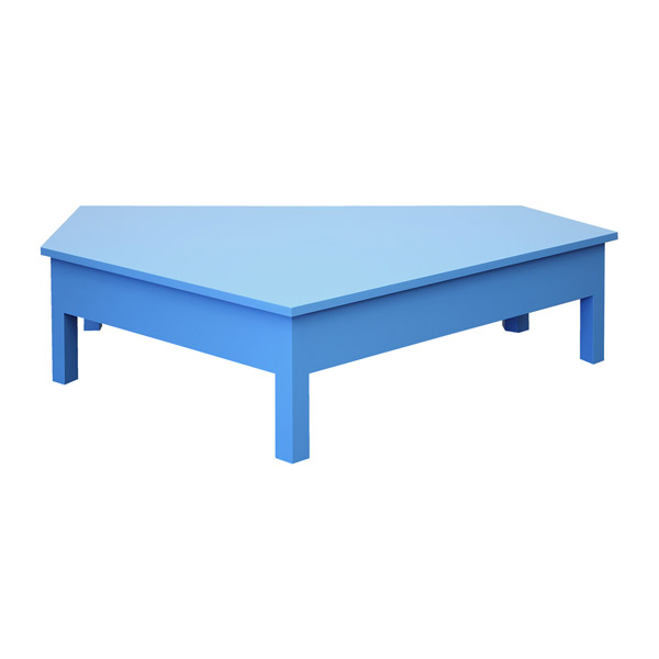 Thumbnail for A Simple Blue Coffee Table